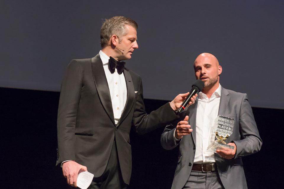 Swiss Golden Player Award 2014