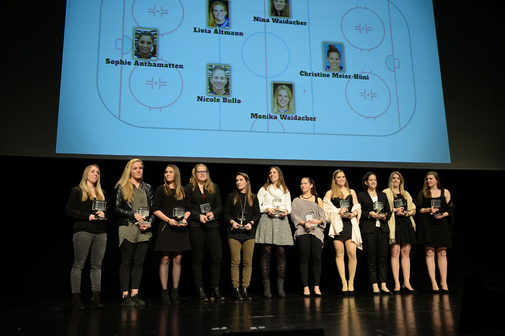 Swiss Golden Player Award 2015