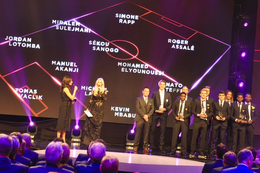 SAFP GOLDEN 11 2018 - Die Gewinner