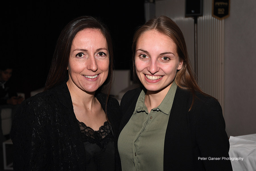 """SAFP Goldenplayer Women 2017-18 im """"Voxplay House of Players""""   Peter Ganser Photography"""