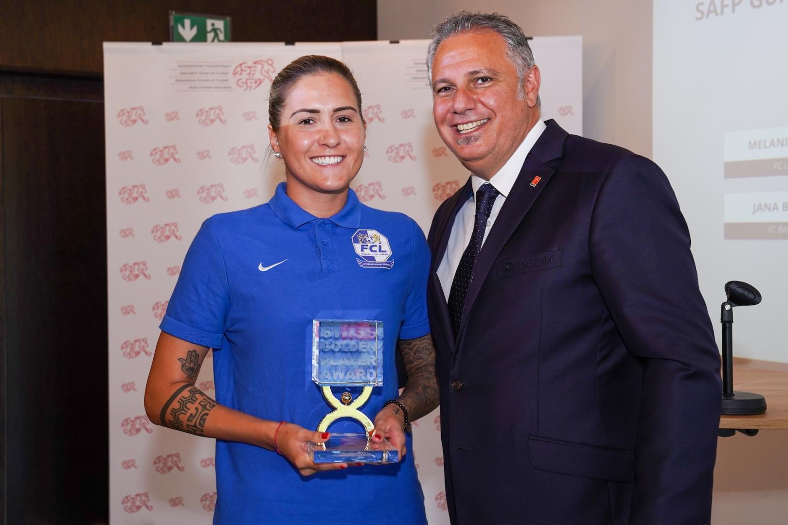 SAFP Goldenplayer Women 2018-19