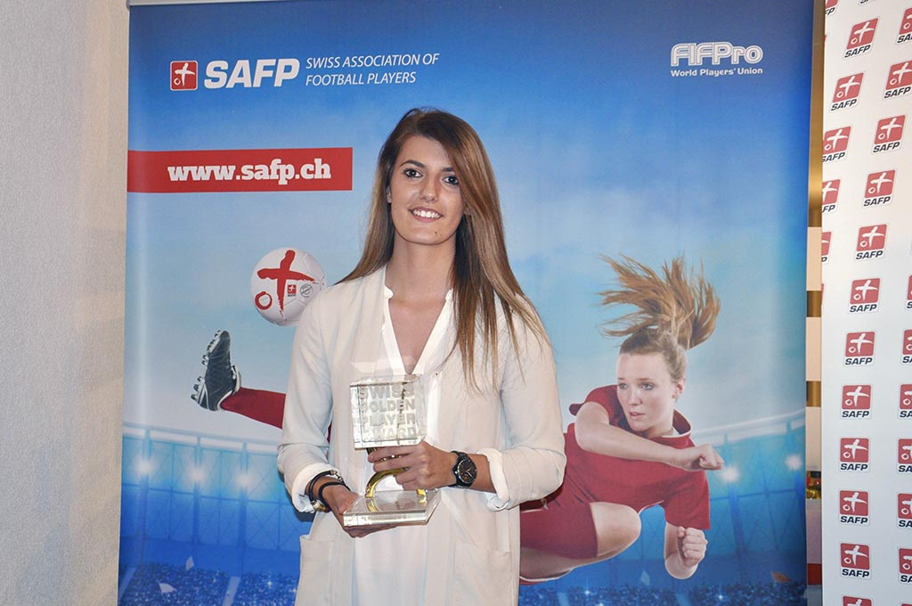 Golden Player Women 2016