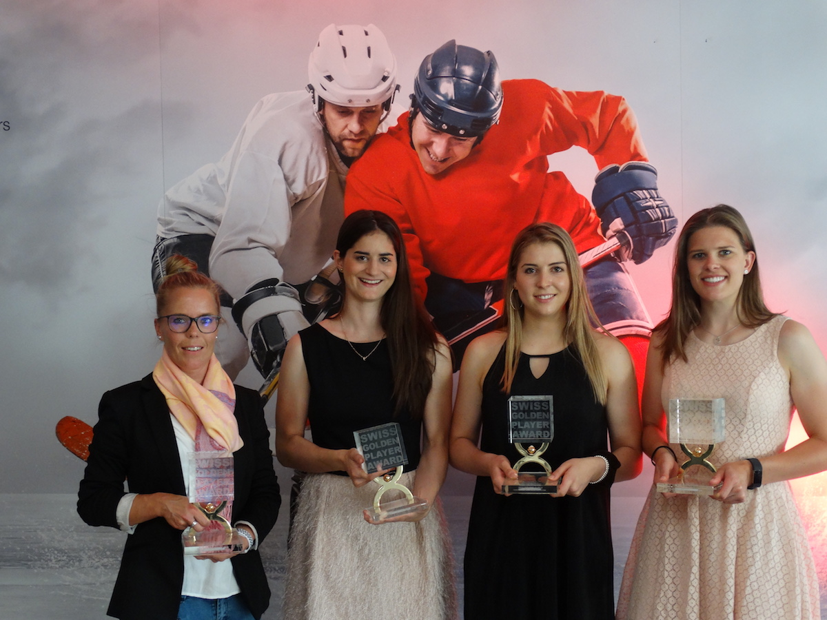Golden Player Women 2017