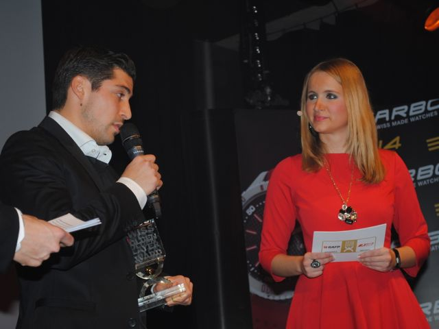 Swiss Golden Player Award 2013