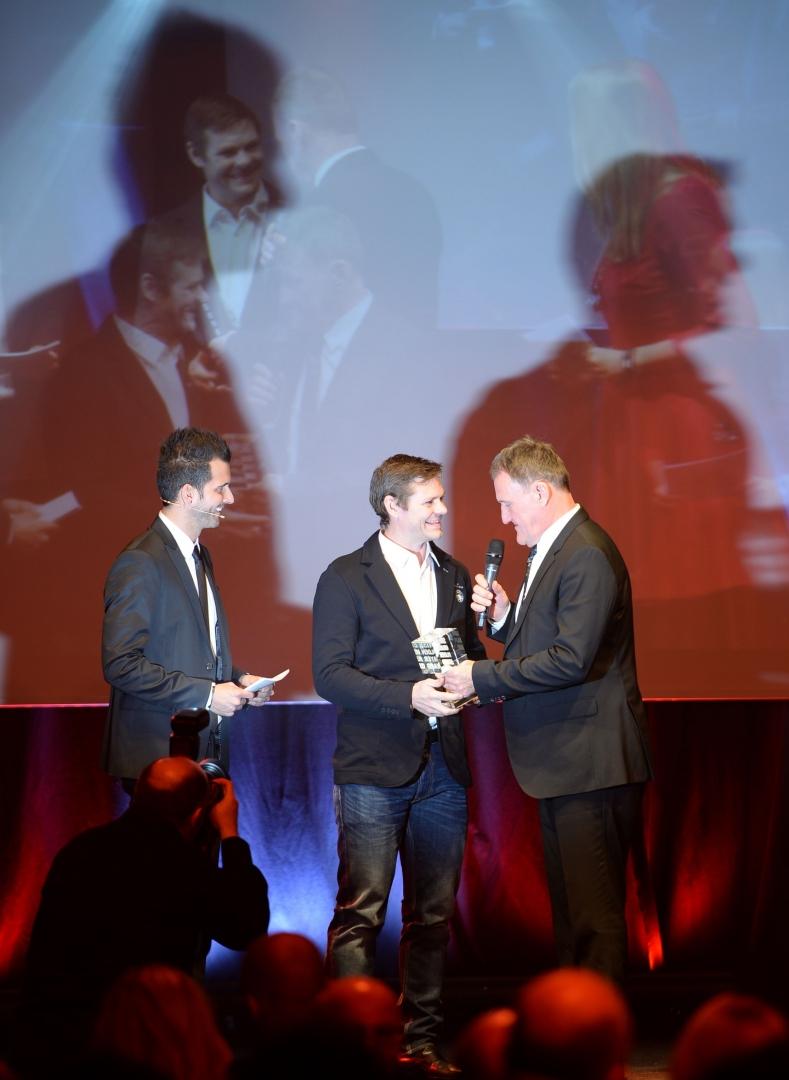 Swiss Golden Player Award 2013