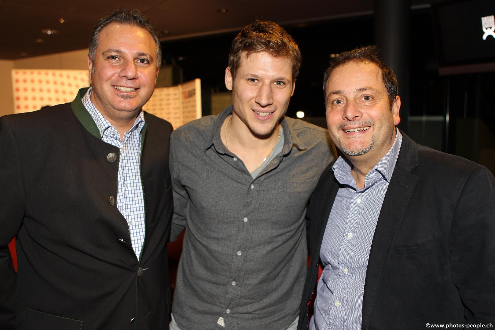 Swiss Golden Player Award 2012