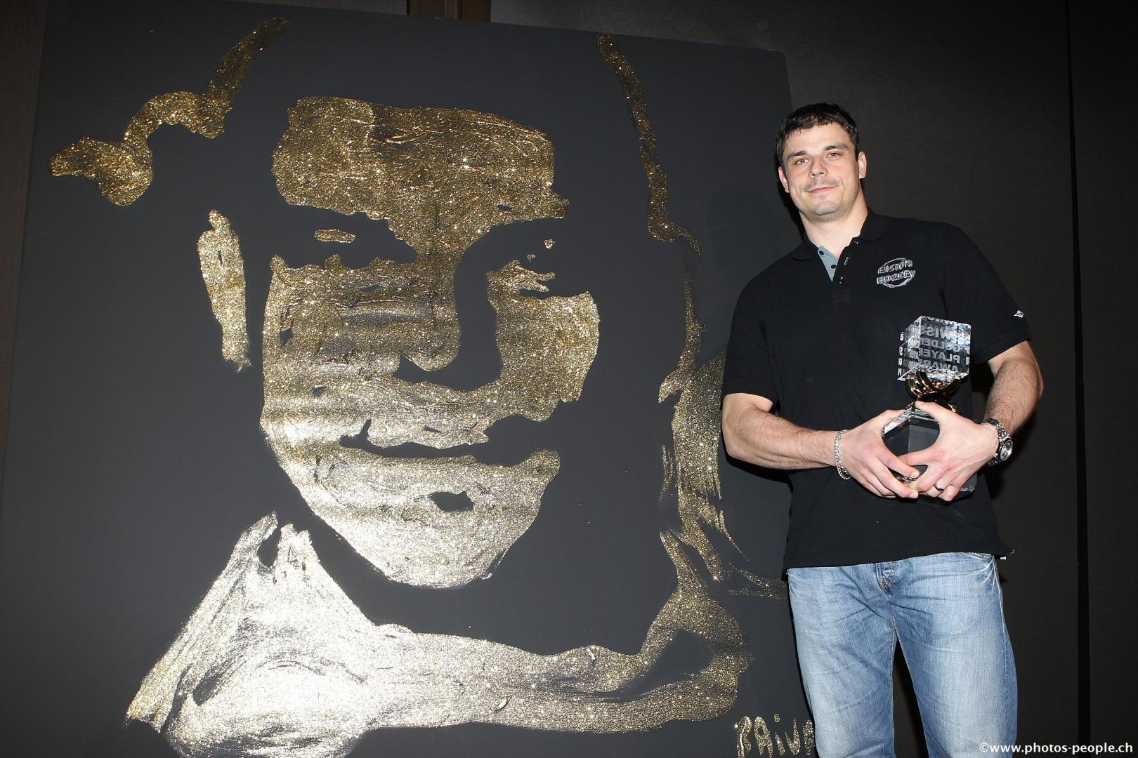 Swiss Golden Player Award 2011