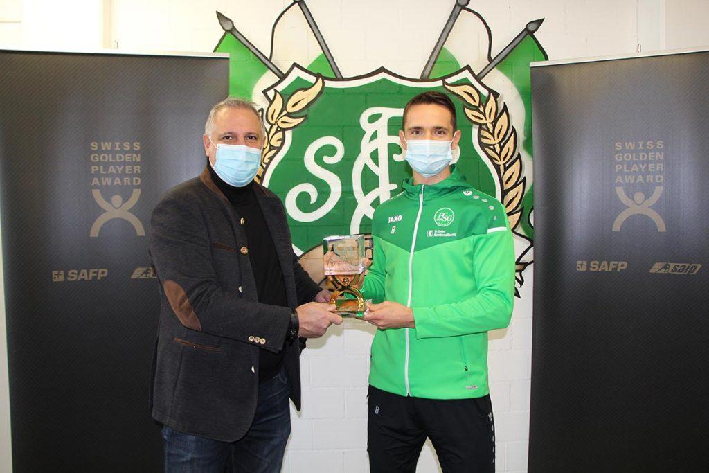 Jordi Quintillà, FC Sankt Gallen (Midfielder)