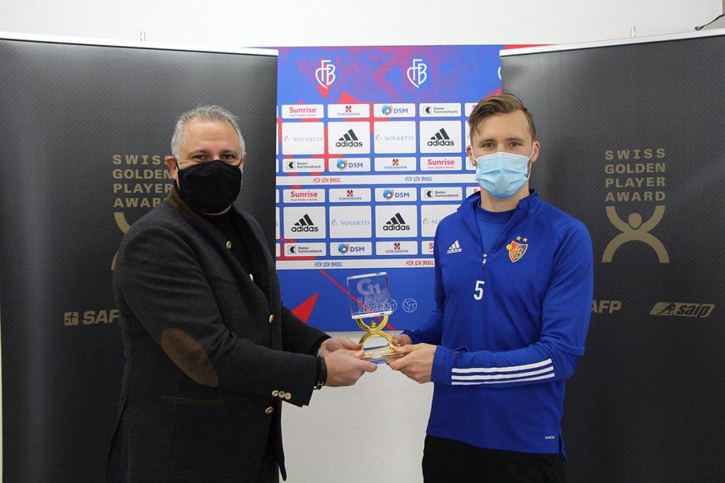 Silvan Widmer, FC Basel (Defender)