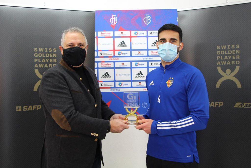 Eray Cömert, FC Basel (Defender)