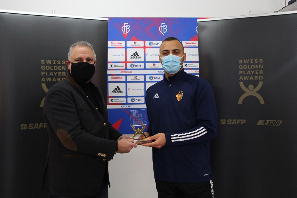 Arthur Cabral, FC Basel (Striker)