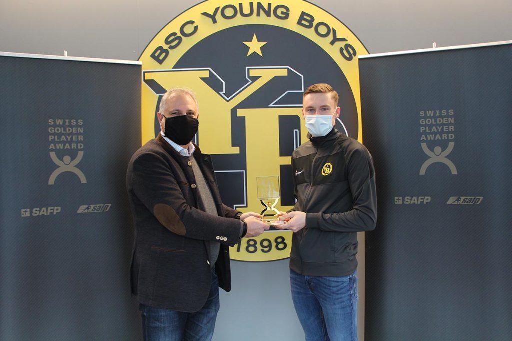 Michel Aebischer, BSC Young Boys (Midfielder)