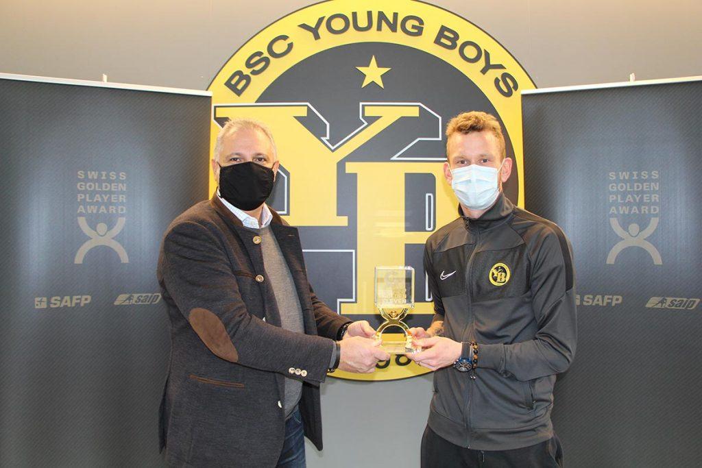 Fabian Lustenberger, BSC Young Boys (Defender)