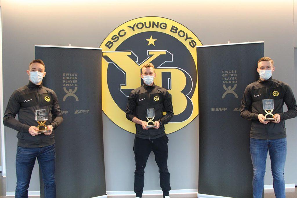 SAFP Golden 11 2020 | Winners