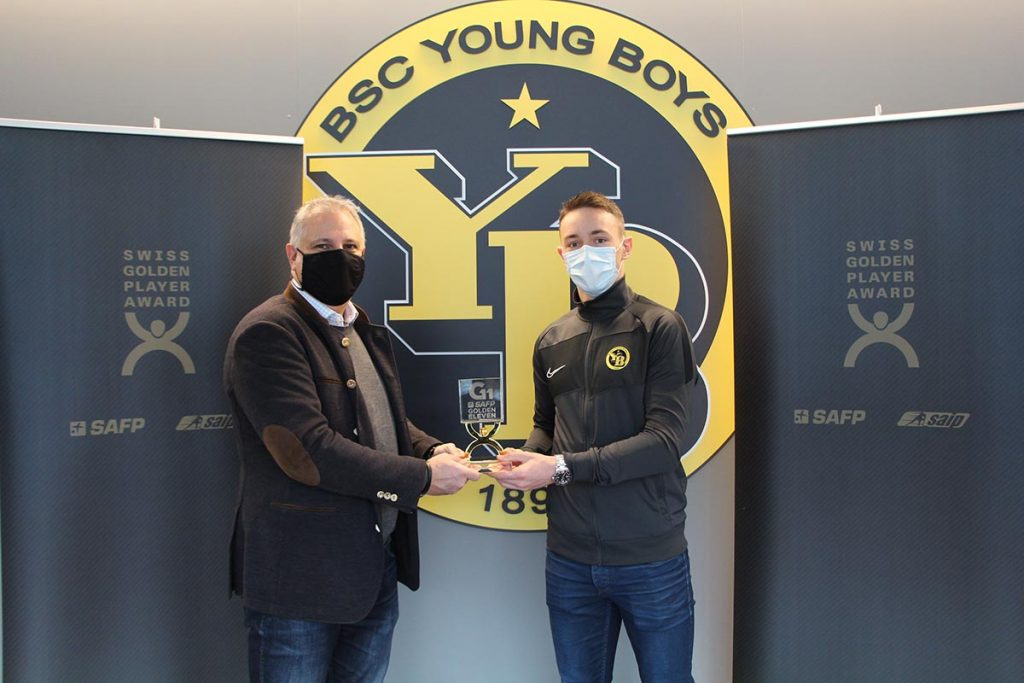 Silvan Hefti, BSC Young Boys (Defender)