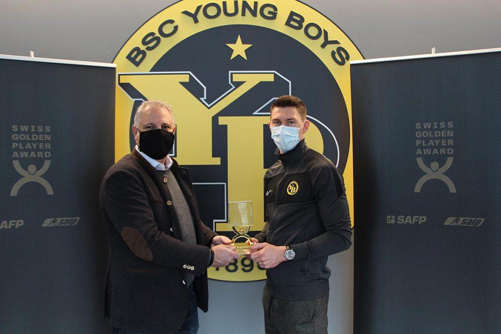 Christian Fassnacht, BSC Young Boys (Midfielder)