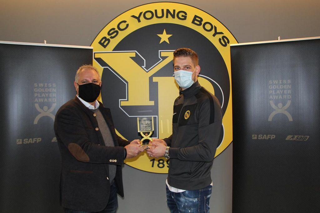 David Von Ballmoos, BSC Young Boys (Goalkeeper)