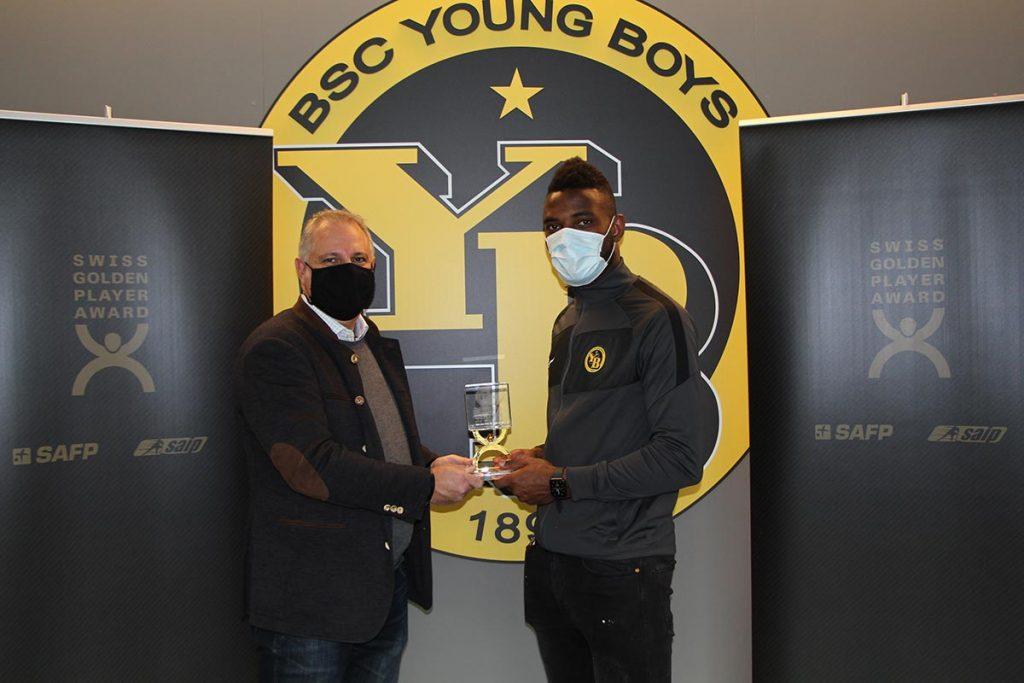Jean-Pierre Nsame, BSC Young Boys (Striker)